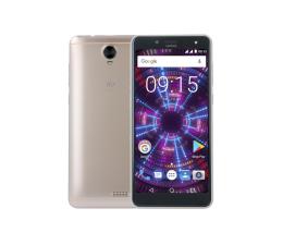 Smartfon / Telefon myPhone FUN 18x9 złoty