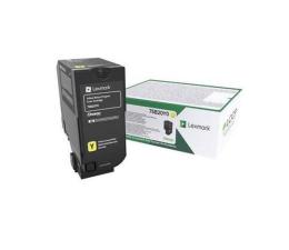 Toner do drukarki Lexmark 75B20Y0 yellow 10 000 str.