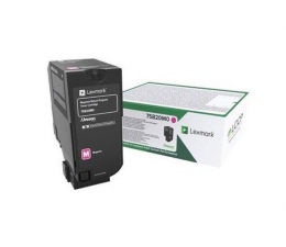 Toner do drukarki Lexmark 75B20M0 magenta 10 000 str.
