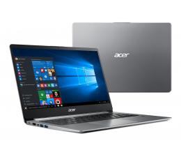 "Notebook / Laptop 14,1"" Acer Swift 1 N5000/4GB/128/Win10 IPS FHD srebrny"