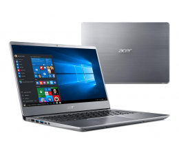 "Notebook / Laptop 14,1"" Acer Swift 3 i3-8145U/8GB/256/Win10 FHD IPS Srebrny"