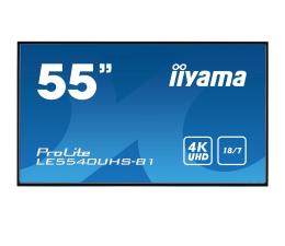 "Monitor LED 32"" i większy iiyama LE5540UHS LFD 4K"
