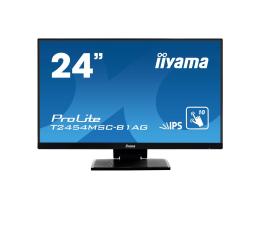 "Monitor LED 24"" iiyama T2454MSC-B1AG dotykowy"