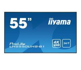 "Monitor LED 32"" i większy iiyama LH5550UHS LFD 4K"