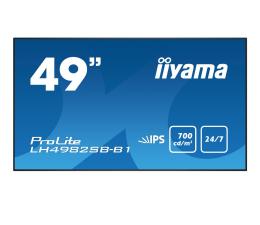 """Monitor LED 32"""" i większy iiyama LH4982SB LFD"""