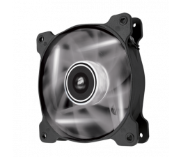 Wentylator do komputera Corsair AF120 High Airflow Fan 120mm biały LED