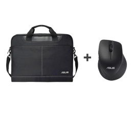 "Torba na laptopa ASUS Nereus Carry Bag 16"" + WT465 czarny"