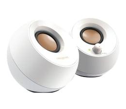 Głośniki komputerowe Creative 2.0 Pebble (biały)