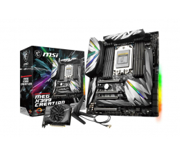 Płyta główna Socket TR4 MSI MEG X399 Creation