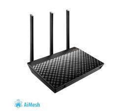 Router ASUS RT-AC66U (1750Mb/s a/b/g/n/ac, 2xUSB )