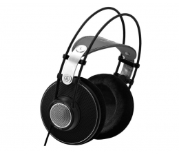 Słuchawki przewodowe AKG K612PRO Czarne