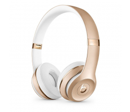 Słuchawki bezprzewodowe Apple Solo3 Wireless On-Ear złote