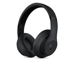 Słuchawki bezprzewodowe Apple Beats Studio3 matowe czarne