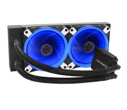 Chłodzenie procesora Antec K240 niebieski 2x120mm