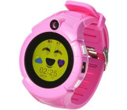 Smartwatch dla dziecka Garett Kids 5 różowy