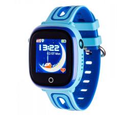 Smartwatch dla dziecka Garett Kids Happy niebieski