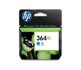 Tusz do drukarki HP 364XL cyan 750str.