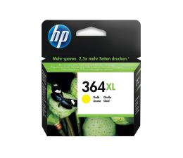 Tusz do drukarki HP 364XL yellow 750str.