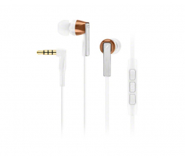 Słuchawki przewodowe Sennheiser CX 5.00i białe