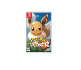 Gra na Switch Switch Pokémon Let's Go Eevee!