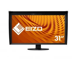 "Monitor LED 32"" i większy Eizo ColorEdge CG319X-BK 4K"