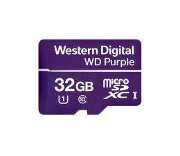 Karta pamięci microSD WD 32GB Purple microSD XC Class 10 UHS 1