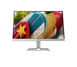 "Monitor LED 22"" HP 22fw"