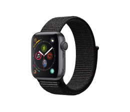 Smartwatch Apple Watch 4 40/Space Gray/Black Sport Lo GPS