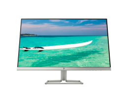 "Monitor LED 27"" HP 27f"
