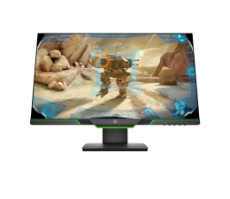 "Monitor LED 24"" HP 25X Gaming"