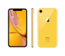 Smartfon / Telefon Apple iPhone Xr 128GB Yellow
