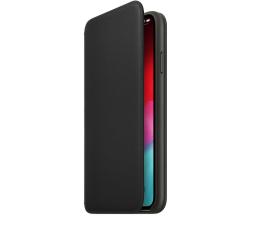 Etui / obudowa na smartfona Apple iPhone XS Max Leather Folio Black
