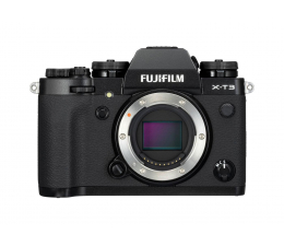 Bezlusterkowiec Fujifilm X-T3 body czarny