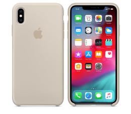 Etui / obudowa na smartfona Apple iPhone XS Max Silicone Case Stone