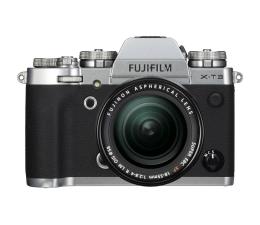 Bezlusterkowiec Fujifilm X-T3 srebrny + XF 18-55 F/2.8-4.0