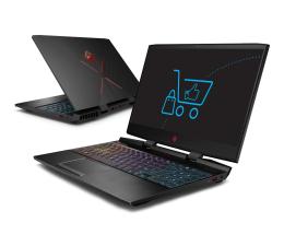 """Notebook / Laptop 15,6"""" HP OMEN 15 i7-8750H/16G/256+1TB GTX1070 144Hz"""