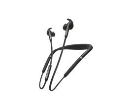 Słuchawki bezprzewodowe Jabra Elite 65e czarno - srebrne