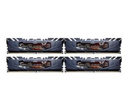 Pamięć RAM DDR4 G.SKILL 32GB (4x8GB) 3200MHz CL14 Flare X Black