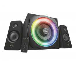 Głośniki komputerowe Trust 2.1 GXT 629 Tytan RGB Speaker Set