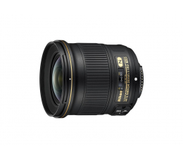 Obiektywy stałoogniskowy Nikon Nikkor AF-S 24mm f/1,8G ED