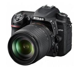 Lustrzanka Nikon D7500 AF-S DX 18-105 f/3.5-5.6G ED VR
