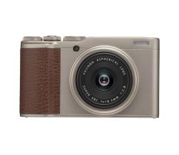 Aparat kompaktowy Fujifilm XF10 złoty
