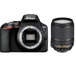 Lustrzanka Nikon D3500 + AF-S DX 18–140 VR