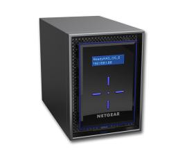 Dysk sieciowy NAS / macierz Netgear ReadyNAS 422 (2xHDD, 2x1.5-2.2GHz,2GB,2xUSB,2xLAN)