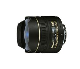 Obiektywy stałoogniskowy Nikon Nikkor AF-S Fish-Eye 10,5mm f/2,8G IF ED
