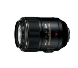 Obiektywy stałoogniskowy Nikon Nikkor AF-S 105mm f/2.8G IF ED VR