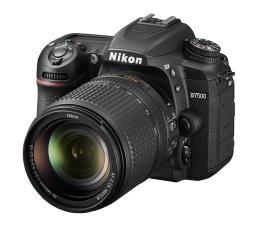 Lustrzanka Nikon D7500 AF-S DX 18-140 f/3.5-5.6G ED VR