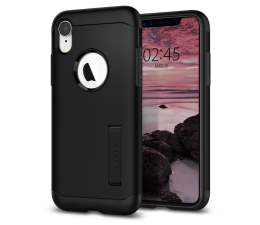 Etui/obudowa na smartfona Spigen Slim Armor do iPhone XR Black