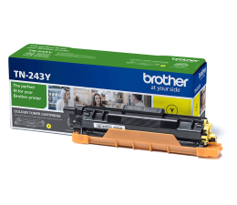 Toner do drukarki Brother TN243Y yellow 1000 str. (TN-243Y)