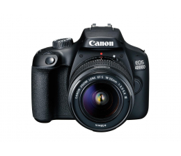 Lustrzanka Canon EOS 4000D 18-55 DC III